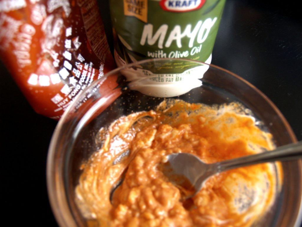 Healthier Sriracha Sauce