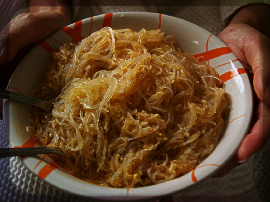 Vermicelli, The Ramen Noodles Killer