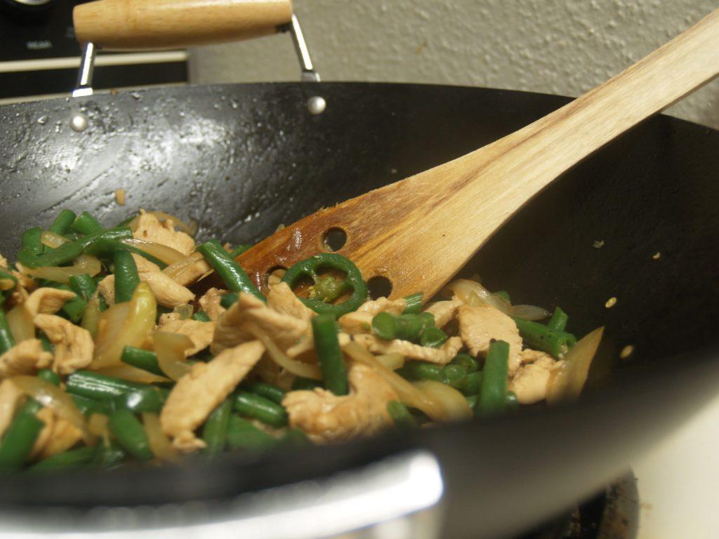 Stir Fried Green Bean