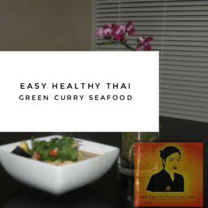 Green Curry Seafood