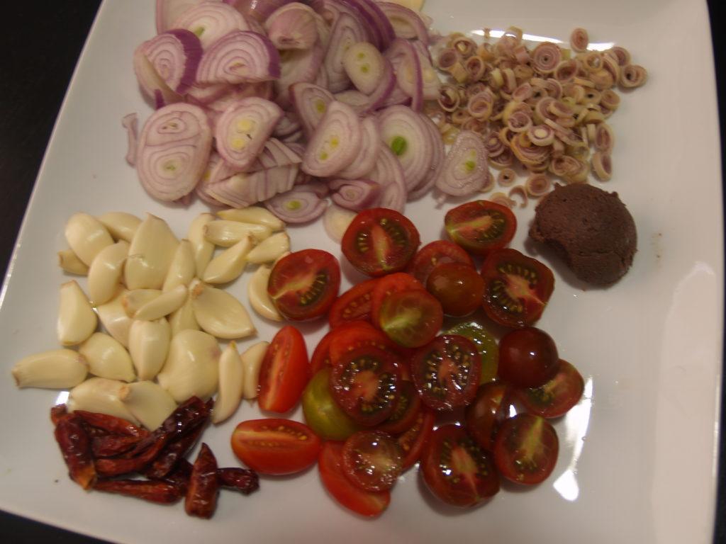Turkey Thai Herbs Ingredients