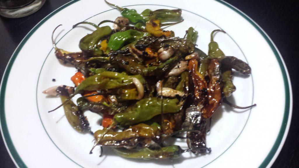 Shishito peppers optz.