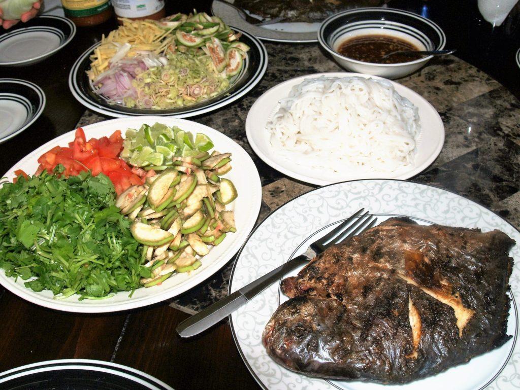 Thai Pompano