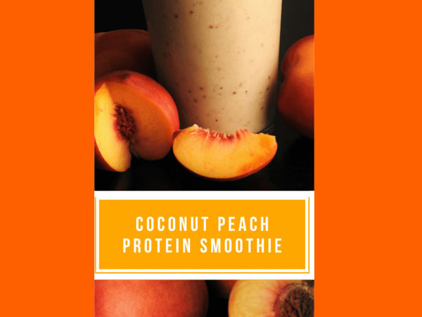Coconut Peach Pintrest