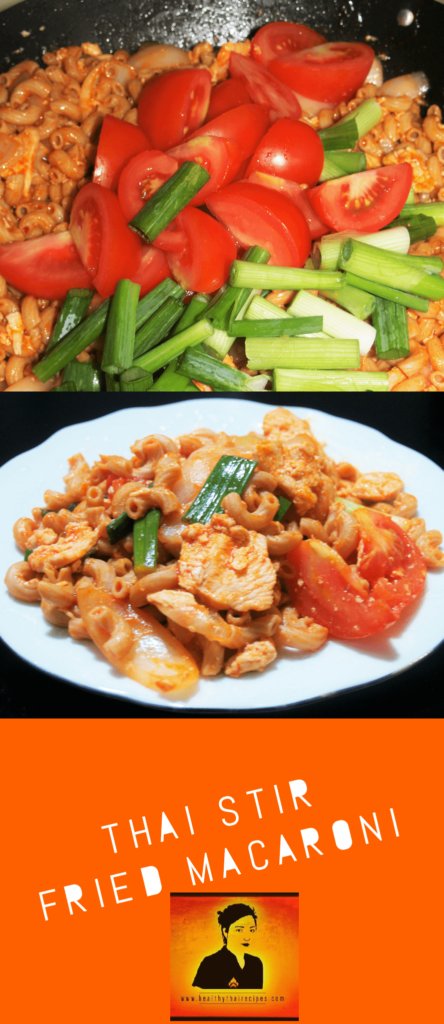 Stir Fried Macaroni-pin