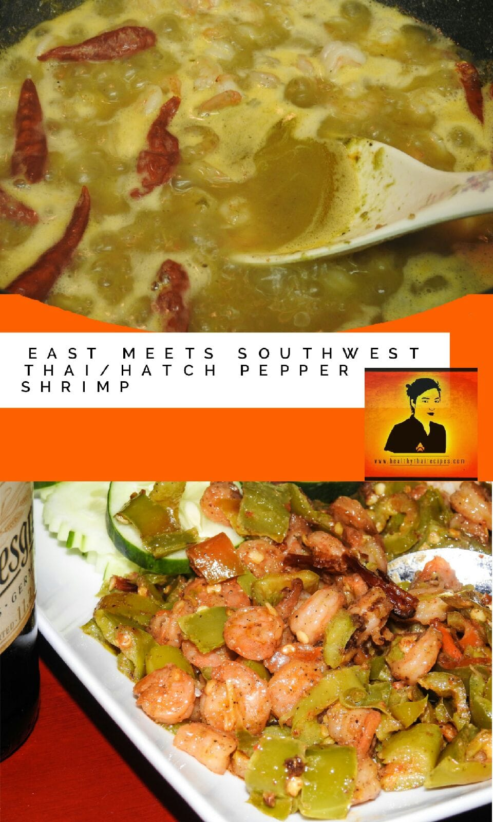 East By Southwest Thai Pepper Shrimp