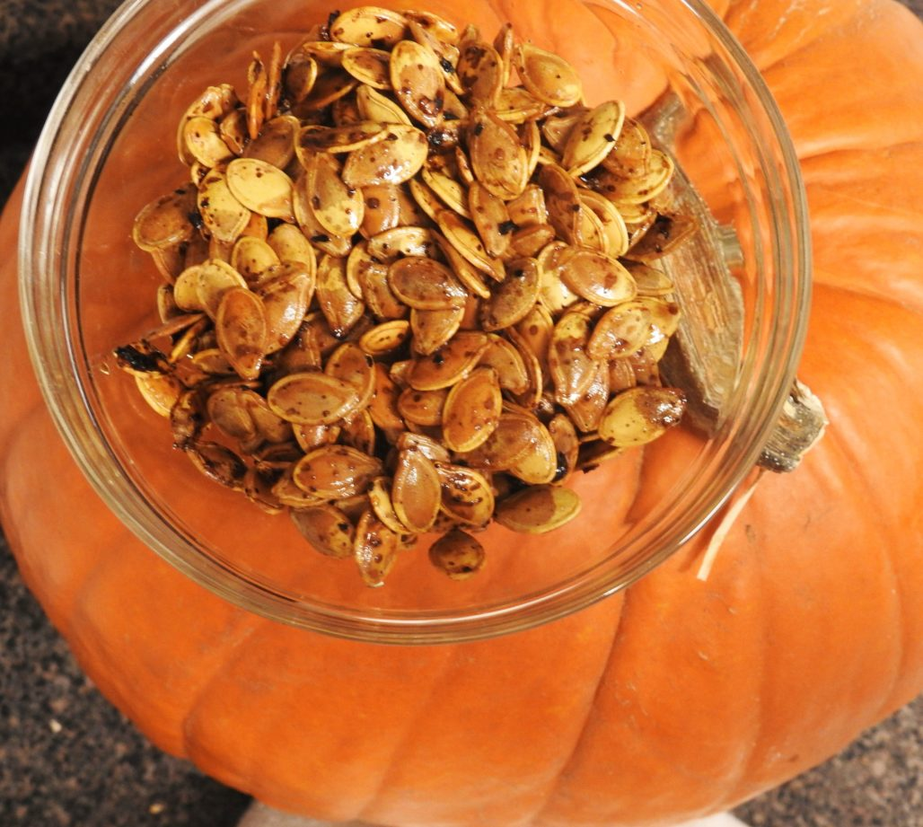 Chili Pumpkin Seeds