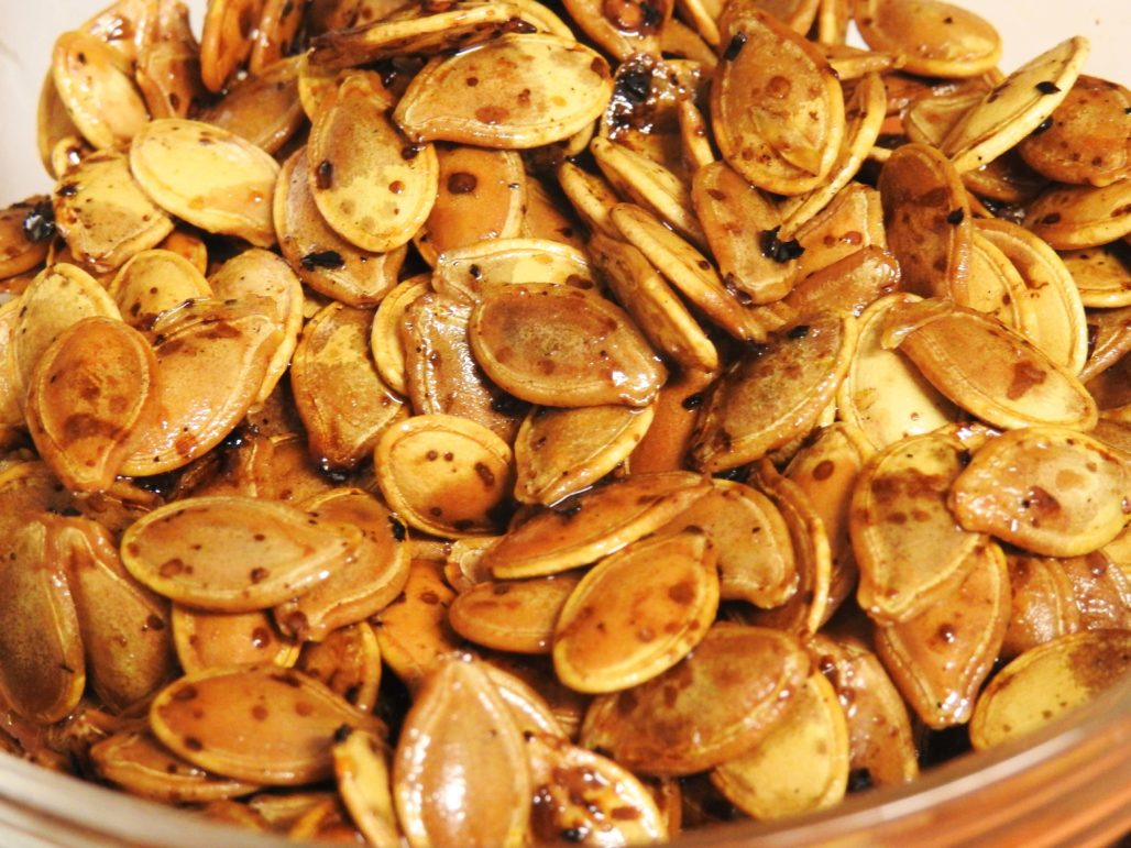 Thai Pumpkin Seeds