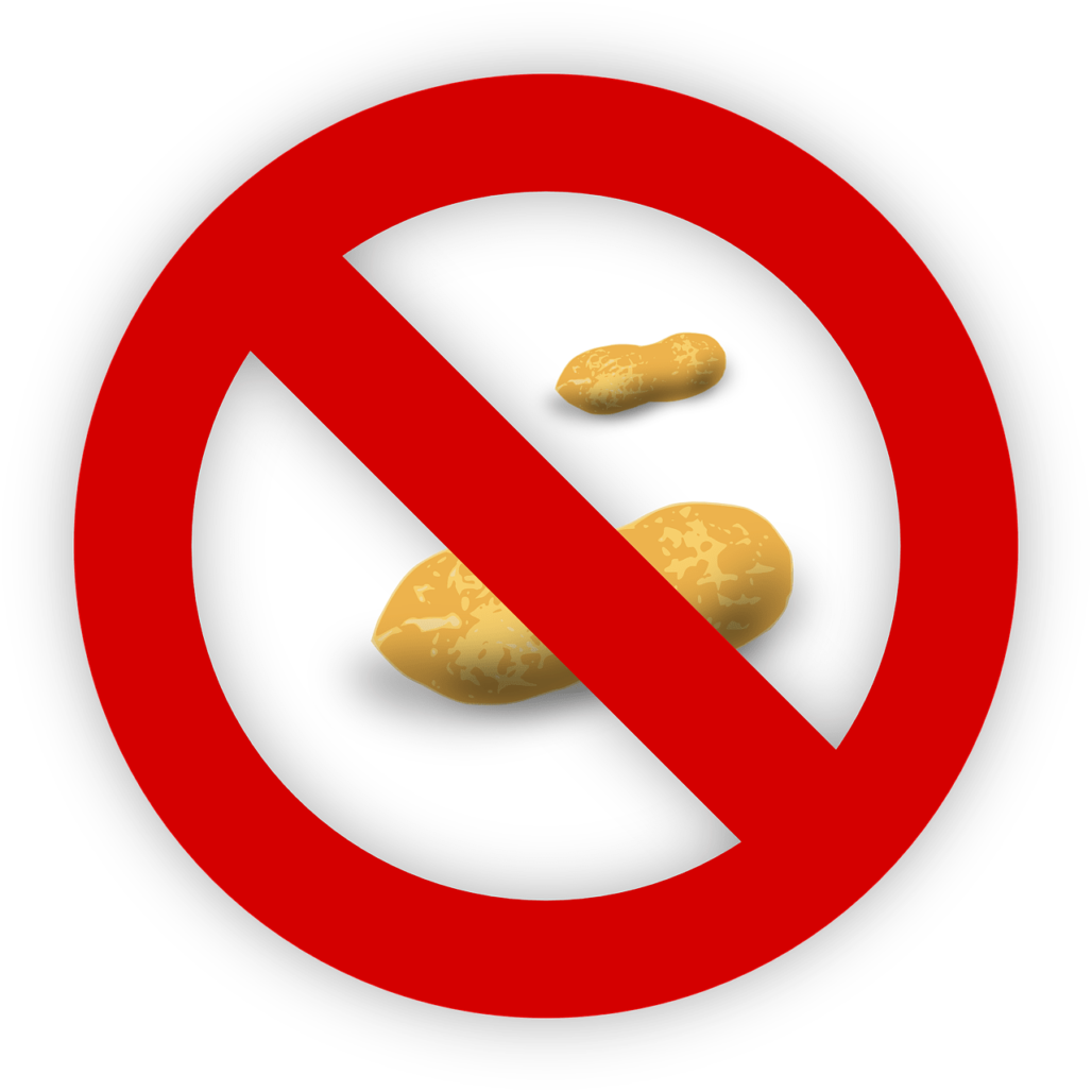 Peanut Reactions
