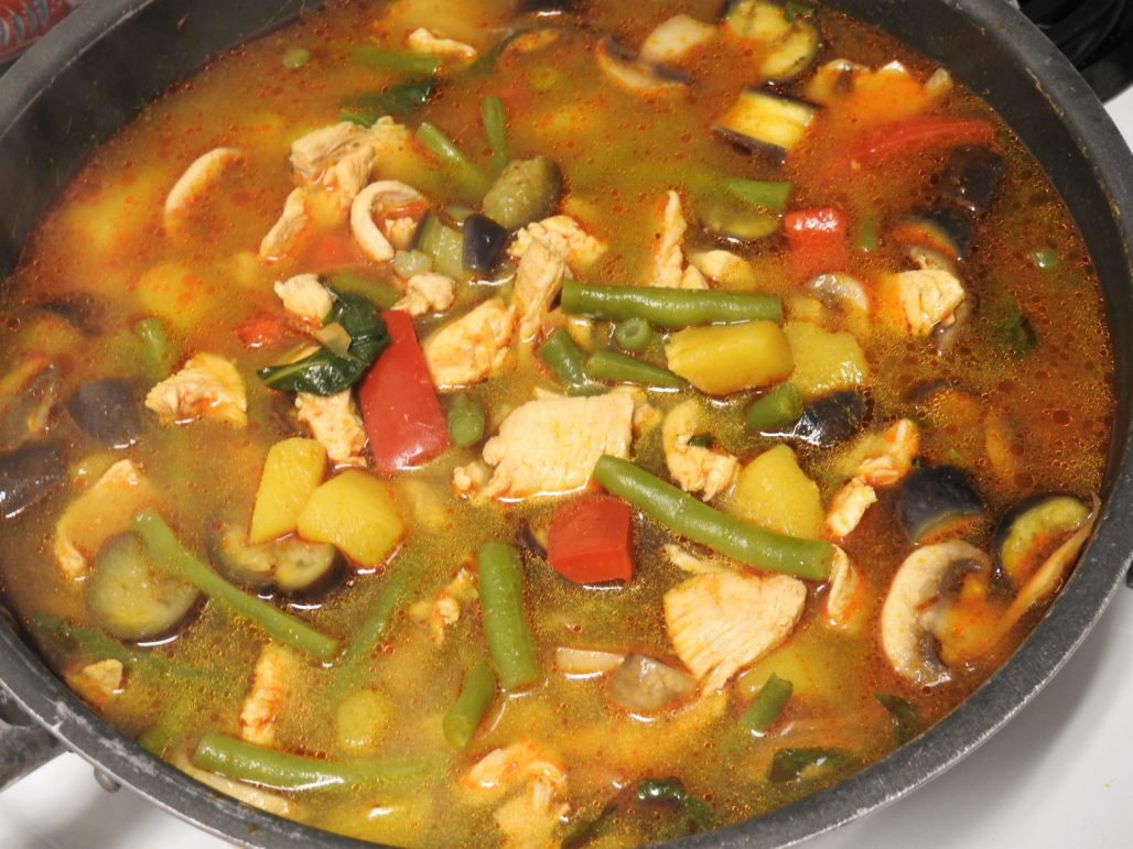 Jungle Curry Recipe — Dishmaps