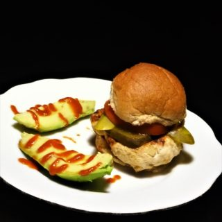 Thai Turkey Sliders