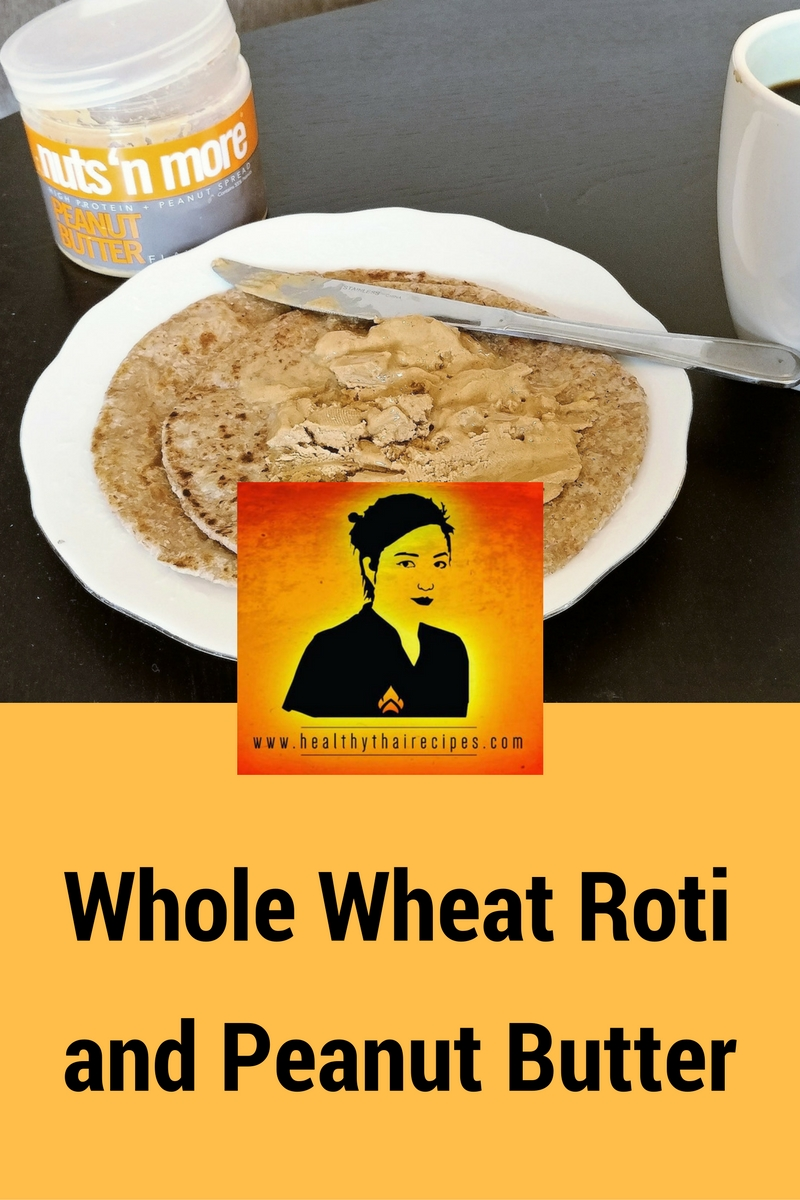 Roti and Nut Butter