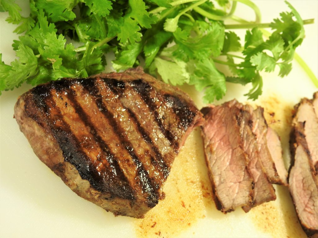 Thai Style Steak