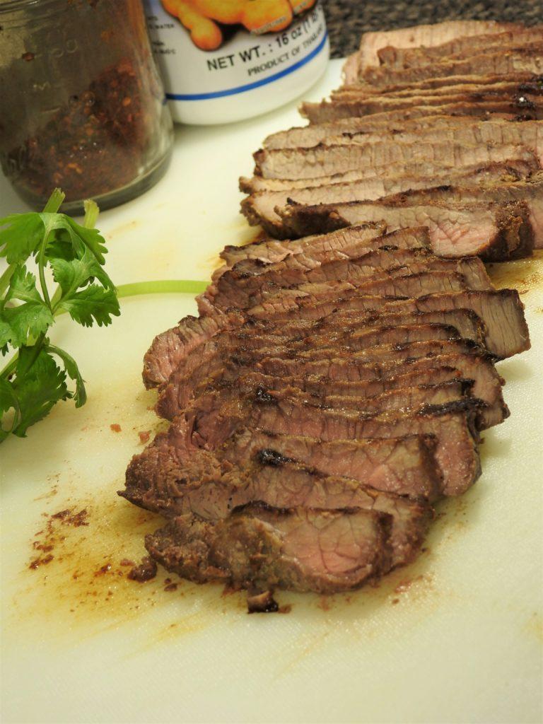 Thai Style Steak