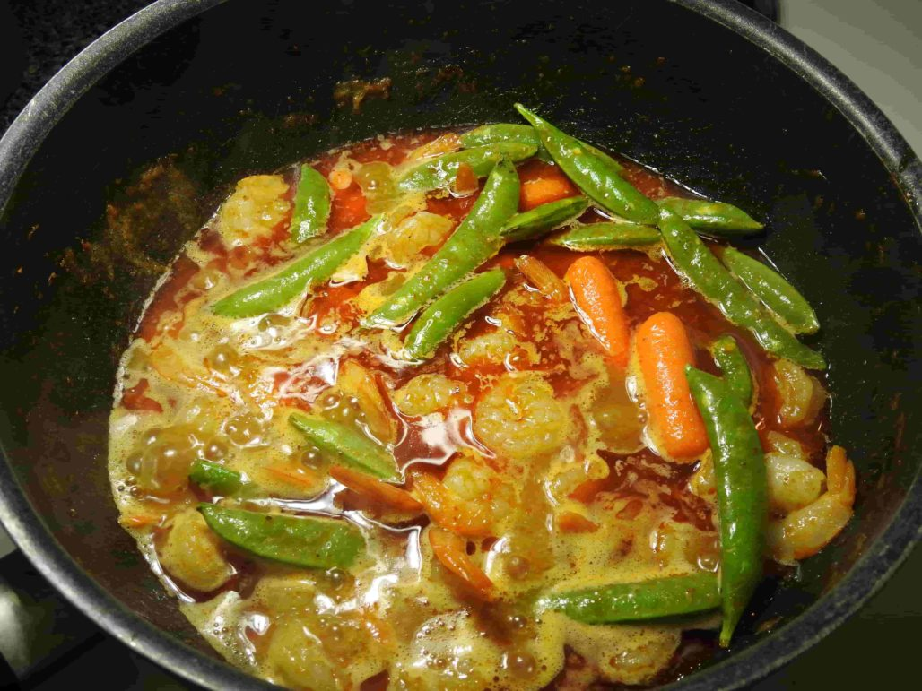 Red Curry With Veggies