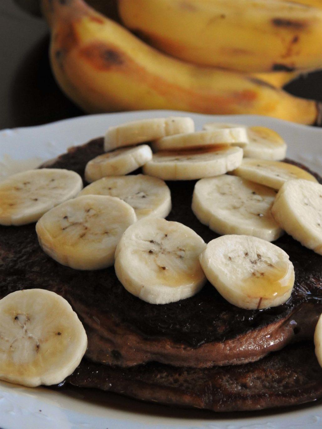 Thai Banana Pancakes