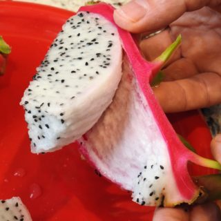 dragon fruit desert
