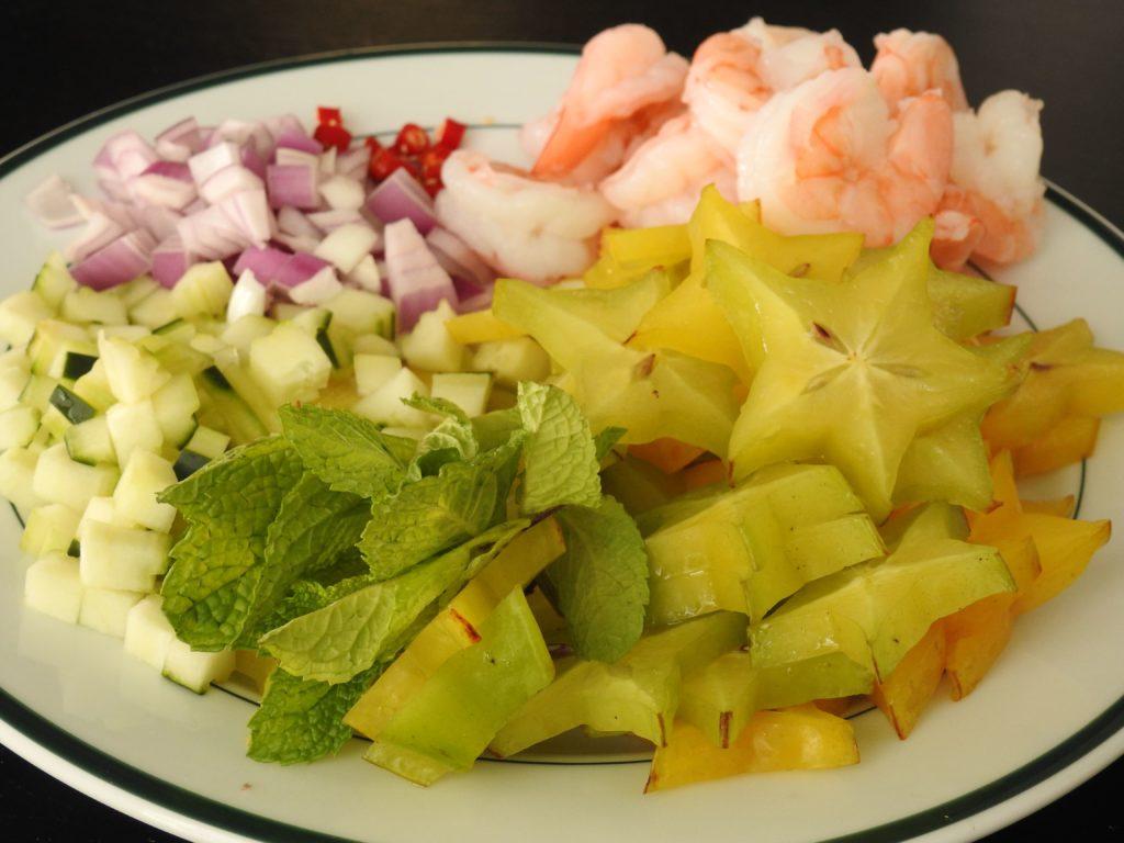 Starfruit Salad