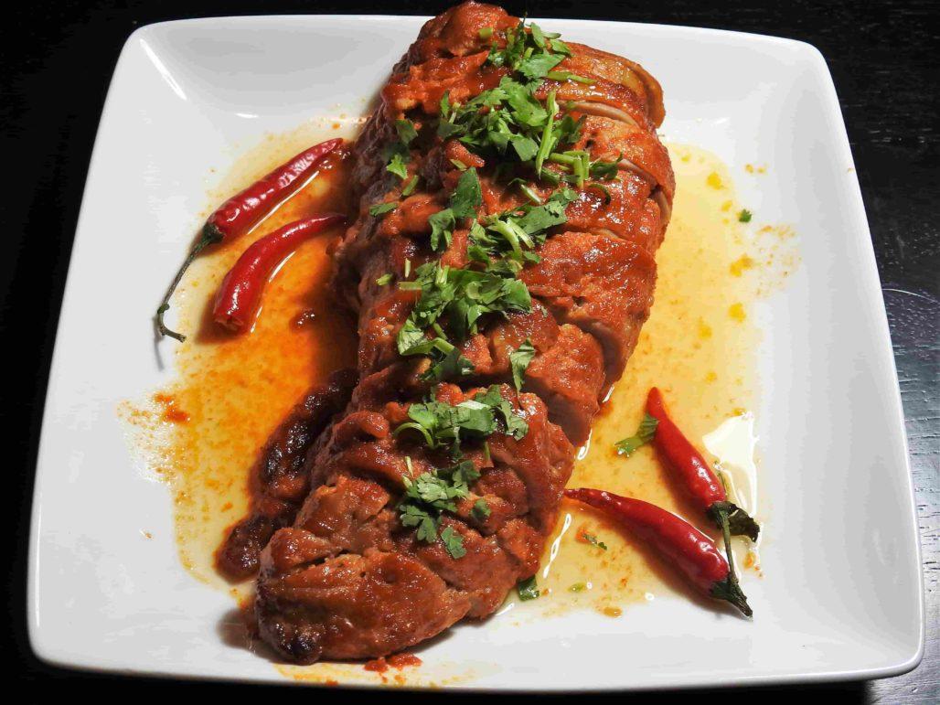 Sriracha Honey Pork