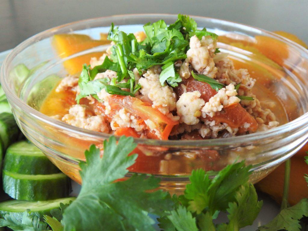 Thai Lanna Spicy Tomatoes Dip