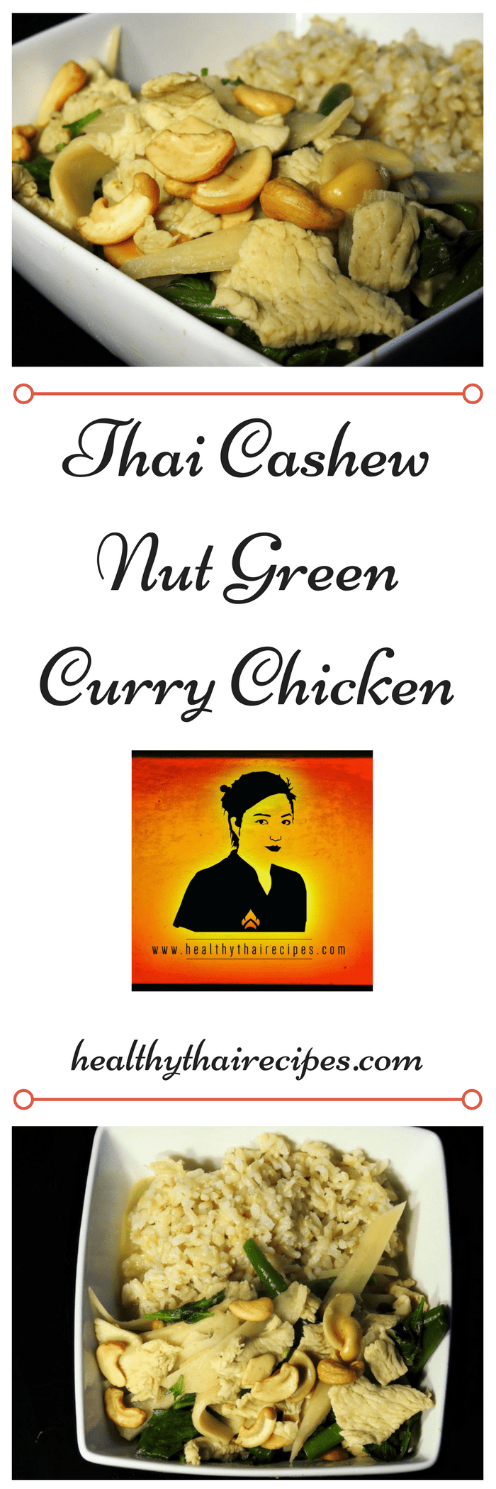 Thai Cashew Green Curry is a rich, spicy way to enjoy this wonderful nut.