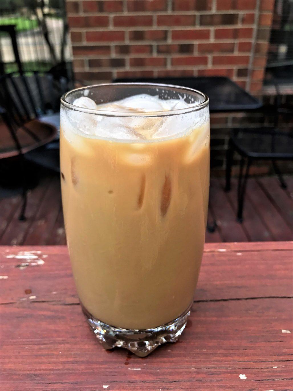 Iced Thai Espresso Using a Cappuccino Maker