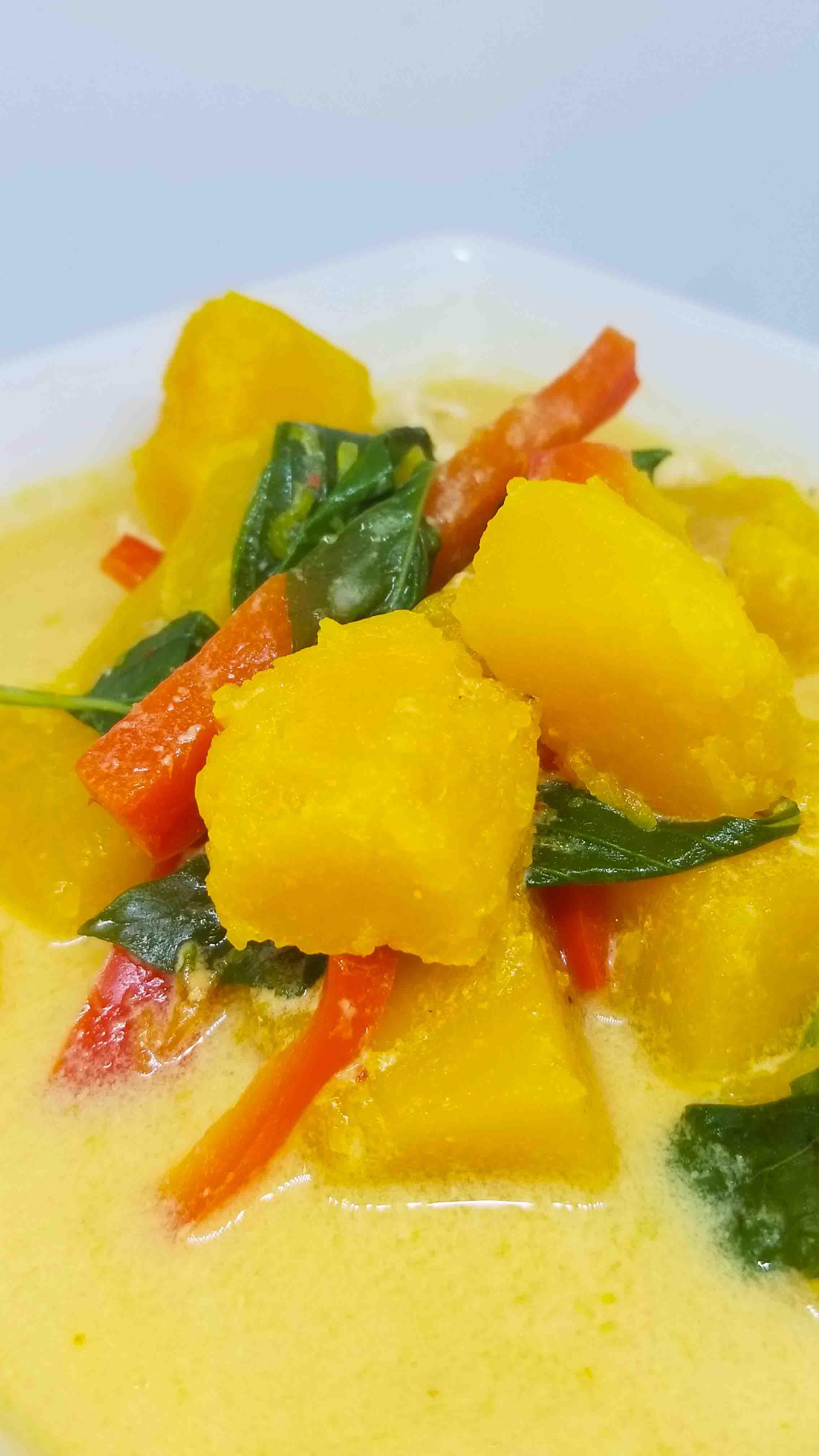 Thai Pumpkin Curry Recipe Healthy Thai Recipes