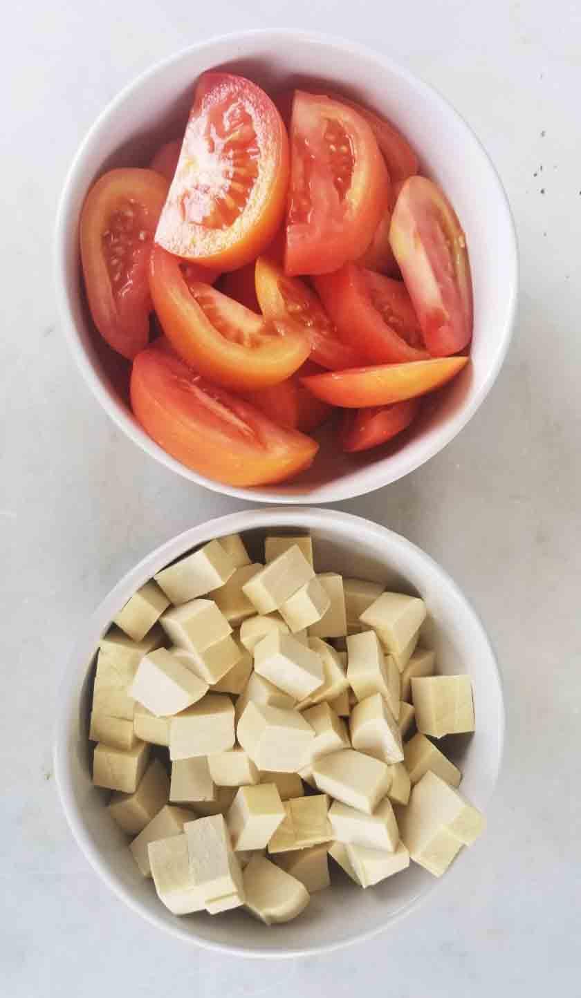 Thai Okra Recipe Ingredients