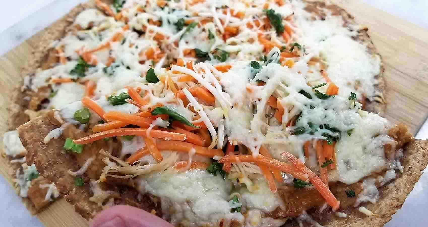 Copycat California Pizza Kitchen Thai Chicken Pizza Recipe