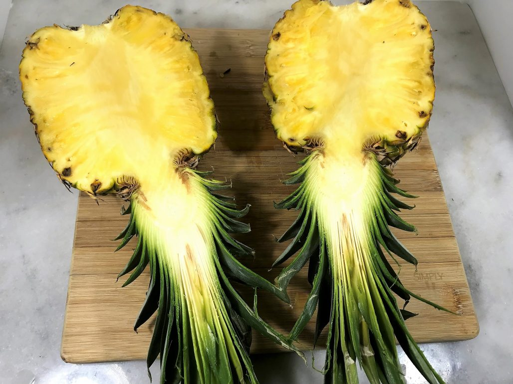 Pineapple for pineapple fried rice