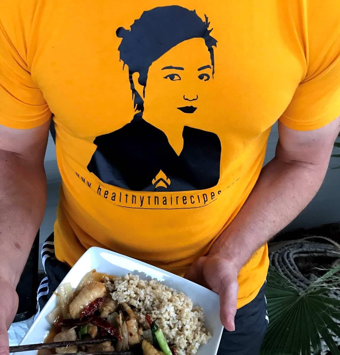 Healthy Thai Recipes T-Shirt