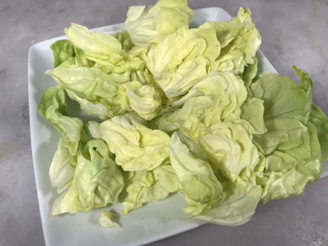 Lettuce For Nam Sod