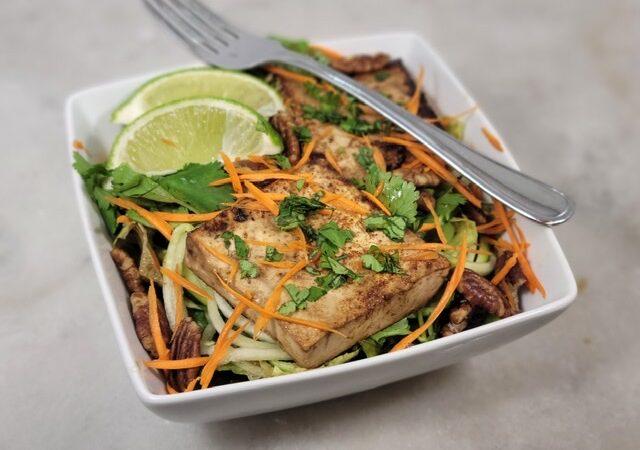 Copycat B Good Thai Noodle Salad