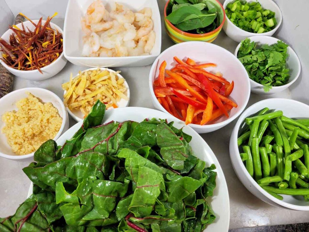Stay Home Stay Safe Organic Stir-fry Recipe Using Farmbox Direct Ingredients