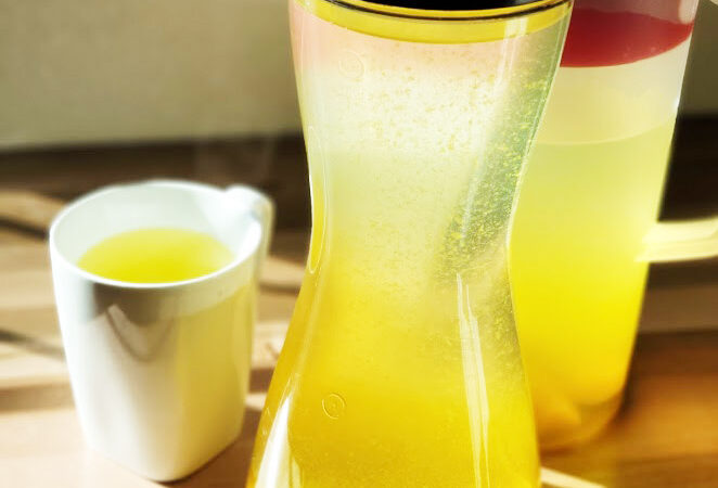 Hmong Kabocha Squash Water-Tea